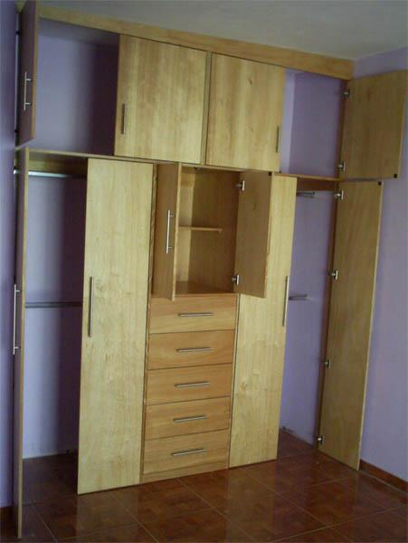 Closet 7 for Closet para ninos madera